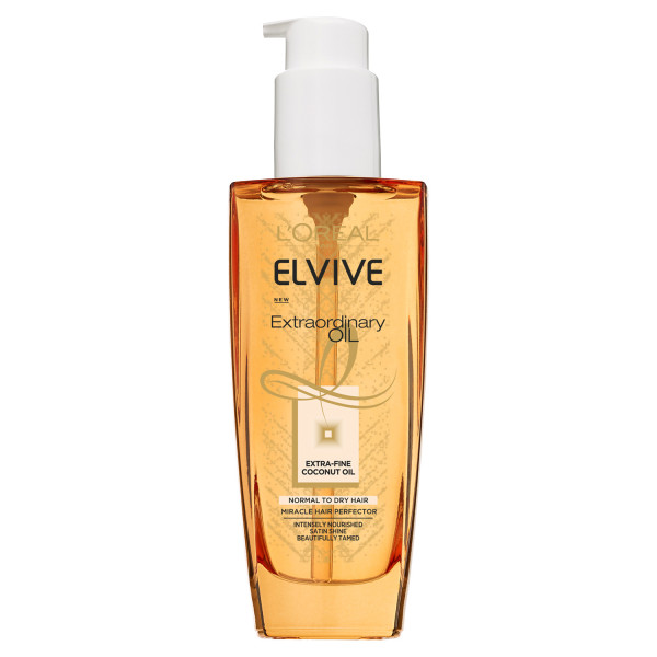 LOreal Paris LOreal Elvive Extraordinary Oil Coconut Hair Oil