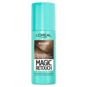 LOreal Paris Magic Retouch Instant Root Concealer Spray Brown