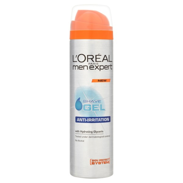 LOreal Paris Men Expert Anti-Irritation Shave Gel