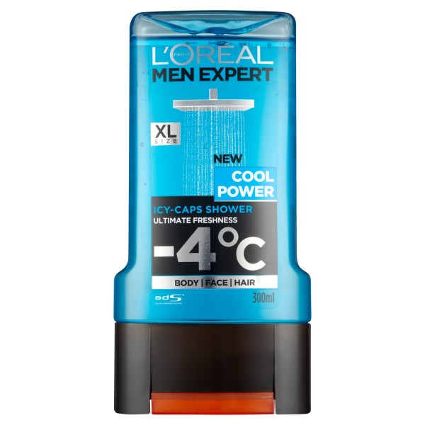 LOreal Paris Men Expert Cool Power Shower Gel