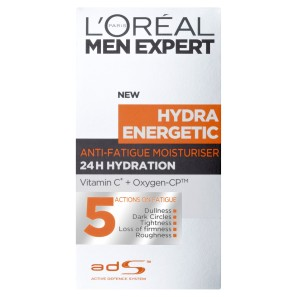 LOreal Paris Men Expert Hydra Energetic Anti-Fatigue Moisturiser