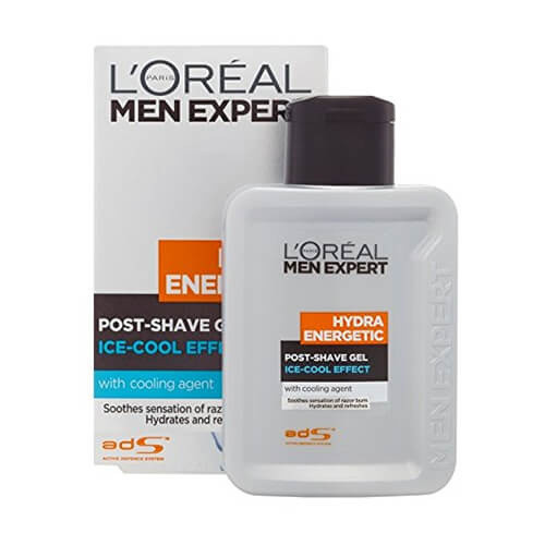 L'Oreal Men Expert Hydra Post Shave Gel - Ice Cool Effect