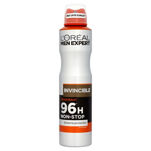 LOreal Paris Men Expert Invincible 96H Deodorant