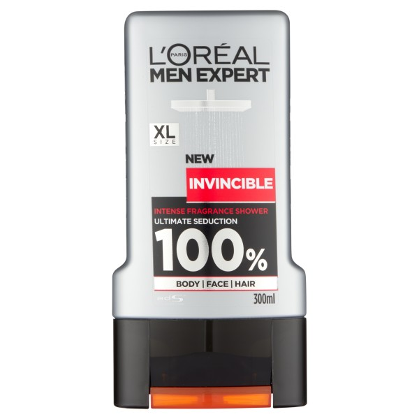 LOreal Paris Men Expert Invincible Shower Gel