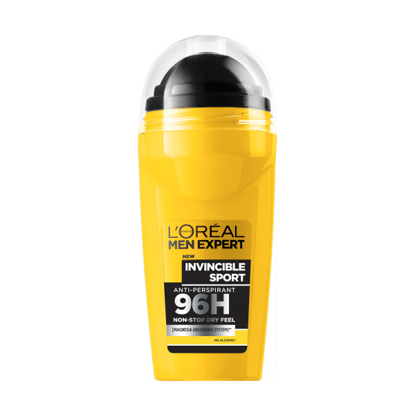 LOreal Paris Men Expert Invincible Sport 96H Anti-Perspirant Roll-On