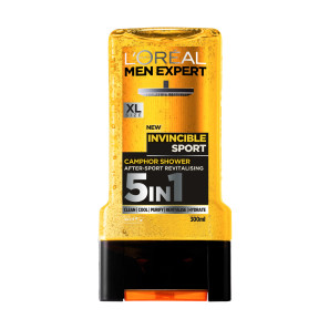 LOreal Paris Men Expert Invincible Sport Shower Gel