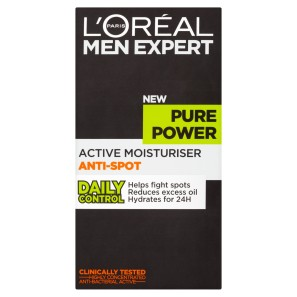 LOreal Paris Men Expert Pure Power Anti-Spot Moisturiser
