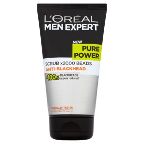 LOreal Paris Men Expert Pure Power Blackhead Face Scrub