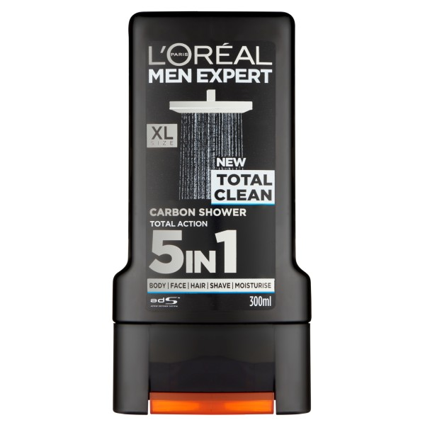 LOreal Paris Men Expert Total Clean Shower Gel