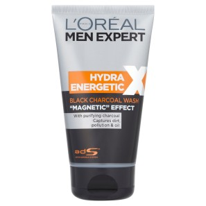 LOreal Paris Men Expert Hydra Energetic Charcoal Face Wash