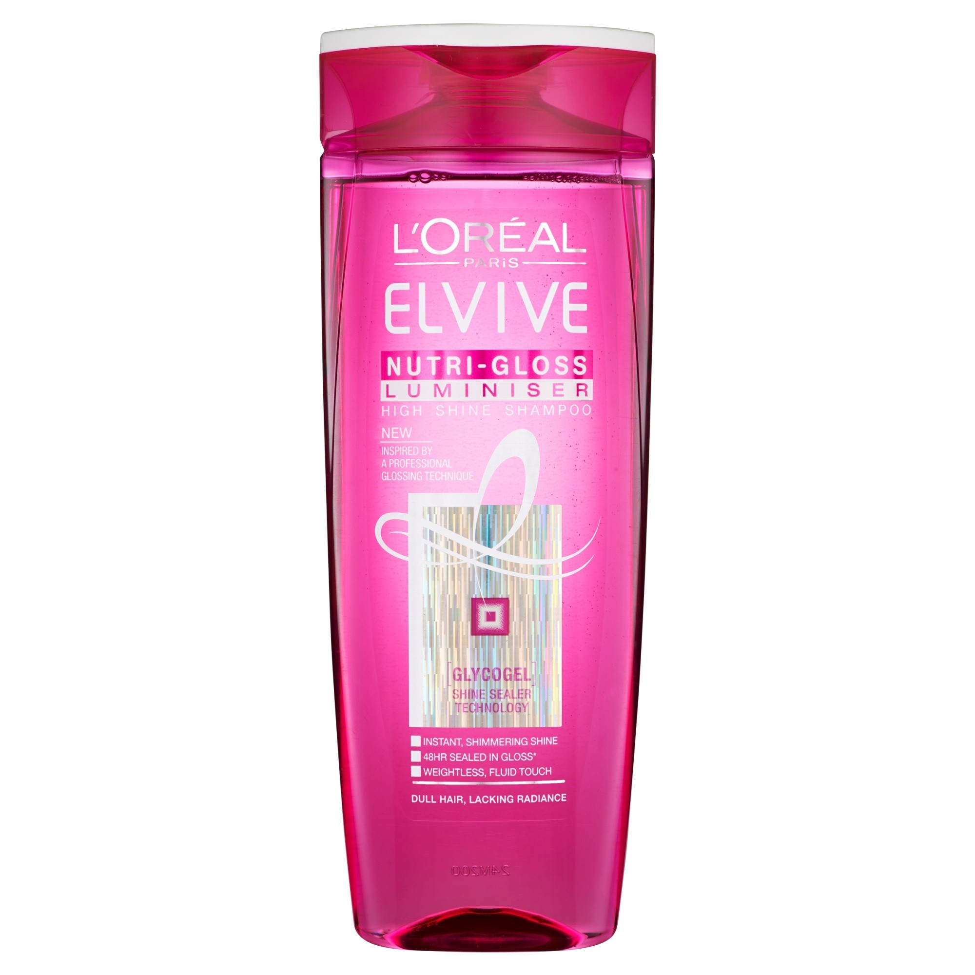 L'Oreal Paris Nutri-Gloss Luminiser High Shine Shampoo