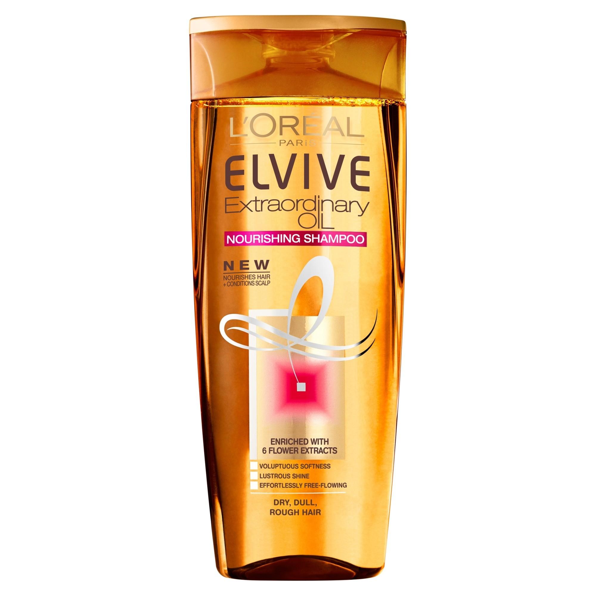 L'Oreal Paris Elvive Extraordinary Oil Shampoo for Dry Hair