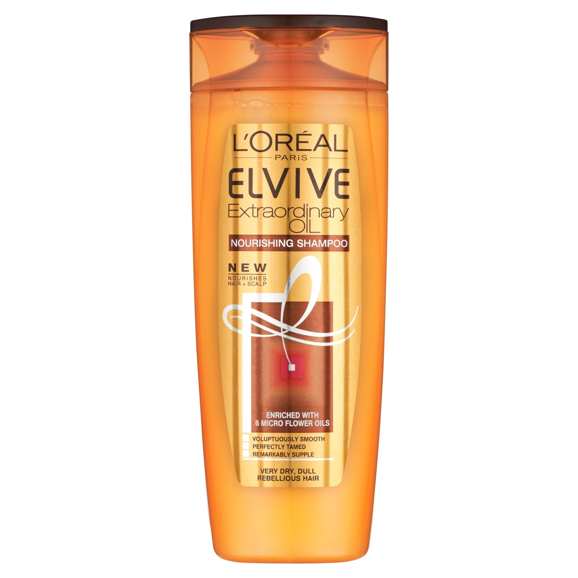 LOreal Paris Oil Shampoo for Very Dry Hair