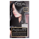 LOreal Paris Preference Hair Colour Florence Black 1.07