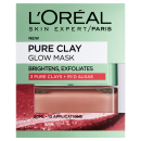 LOreal Paris Pure Clay Glow Mask 50ml