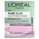 LOreal Paris Pure Clay Soothing Face Mask