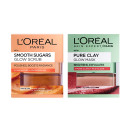 LOreal Paris Radiance Boosting 2 Piece Kit