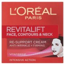 LOreal Paris Revitalift Face, Contours & Neck Cream