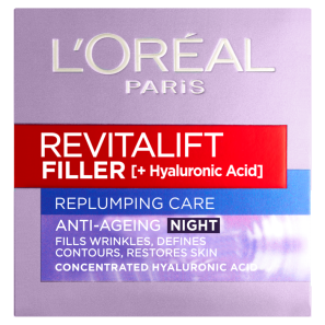 LOreal Paris Revitalift Filler Renew Night Cream