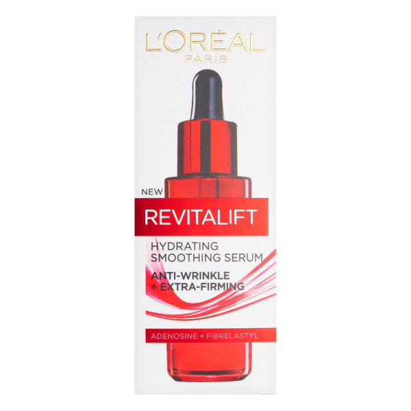 LOreal Paris Revitalift Hydrating Smoothing Serum