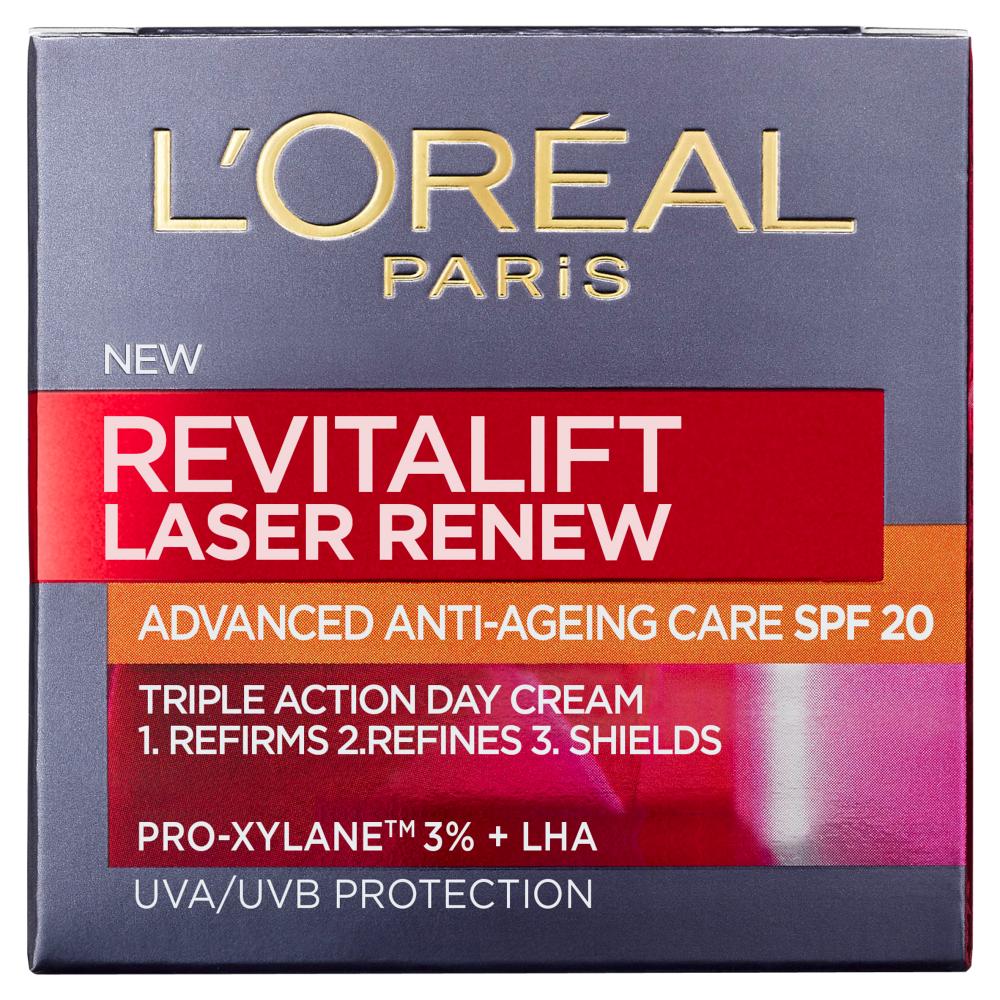 L'Oreal Paris Revitalift Laser Renew Anti-Ageing Cream SPF20