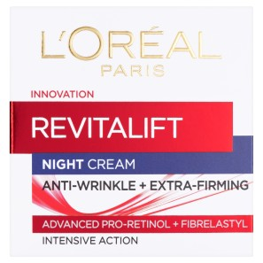 LOreal Paris Revitalift Anti-Wrinkle Night Cream