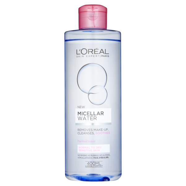LOreal Paris Skin Expert Micellar Water Normal to Dry Skin