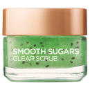 LOreal Paris Smooth Sugar Clear Kiwi Face And Lip Scrub