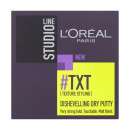 LOreal Studio Line TXT Dishevelling Dry Hair Putty