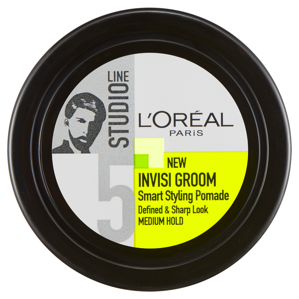 L'Oreal Paris Studio Line Invisi Groom Smart Styling Pomade