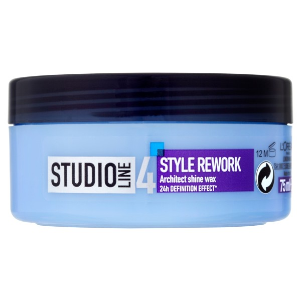 LOreal Paris Studio Line Rework Architect Wax