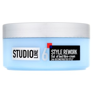 LOreal Paris Studio Line Style Rework Out of Bed Fibre-Cream