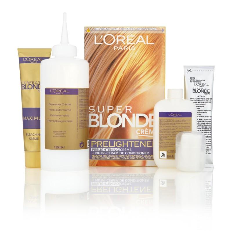L Oreal Super Blonde 54
