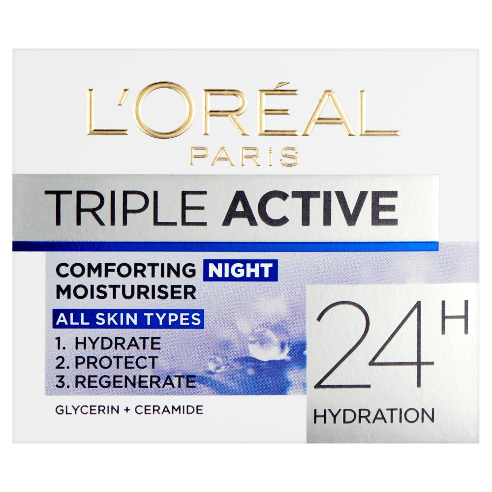 L'Oreal Paris Triple Active Night Cream