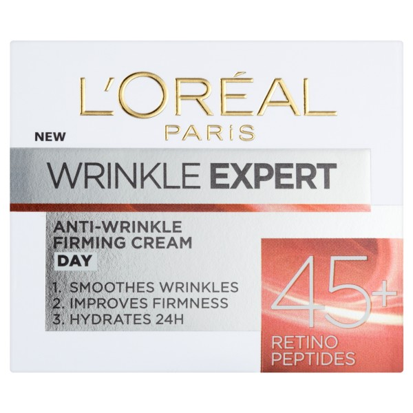 LOreal Paris Wrinkle Expert 45+ Firming Day Cream