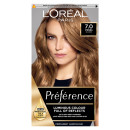 LOreal Preference 7.0 Vienna Blonde Permanent Hair Dye
