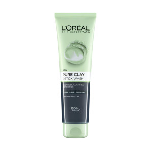 LOreal Paris Pure Clay Detox Wash