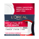 LOreal Paris Revitalift Laser Renew Anti-Ageing Glycolic Peel Pads