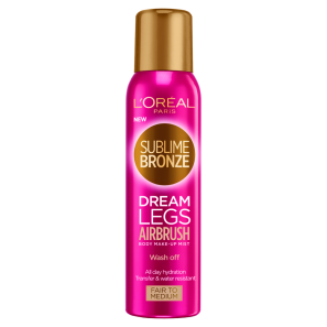LOreal Paris Sublime Bronze Dream Legs Airbrush Body Mist