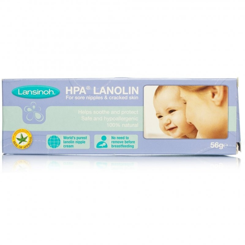 Click to view product details and reviews for Lansinoh Lanolin.