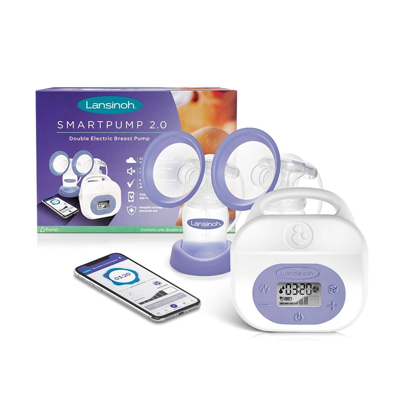 Lansinoh Smartpump 2.0 Electric Breast Pump