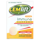 Lemlift Immune Support Chewable Tablets Orange