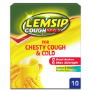 Lemsip Cough Max for Chesty Cough & Cold