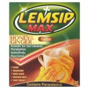 Lemsip Max Honey & Ginger Flavour Powder for Oral Solution