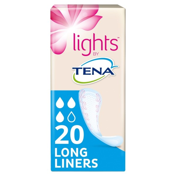 Lights by TENA Long Liner
