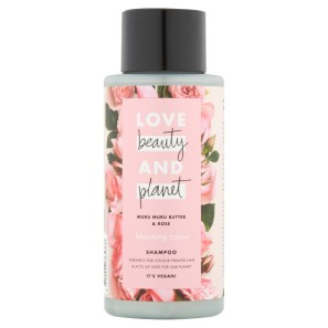 Love Beauty and Planet Vegan Hair Shampoo Blooming Colour