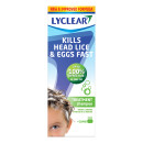 Lyclear Treatment Shampoo With Comb