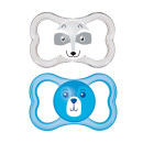 MAM Air 6+ Months Soother Blue