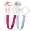 MAM Clips Double Set - Pink