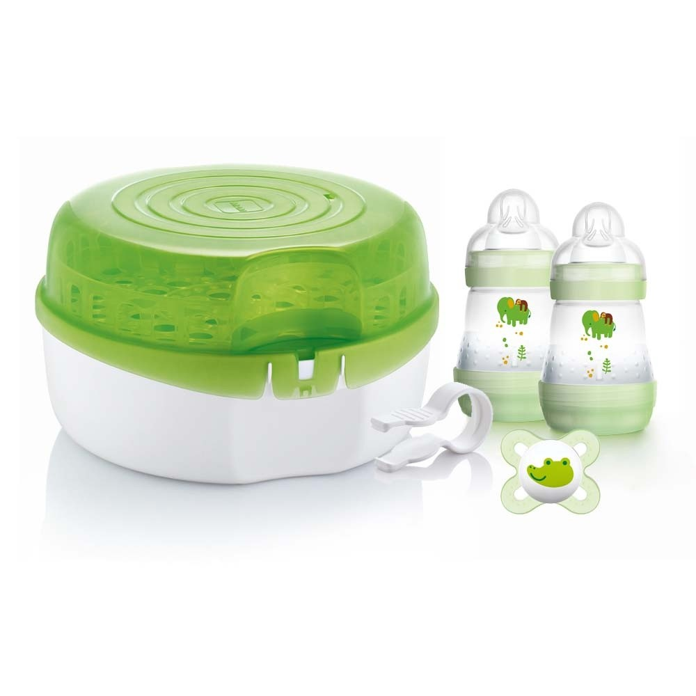 Click to view product details and reviews for Mam Microwave Steam Steriliser.